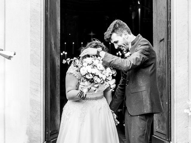 Il matrimonio di Fabio e Marika a Serra Riccò, Genova 17