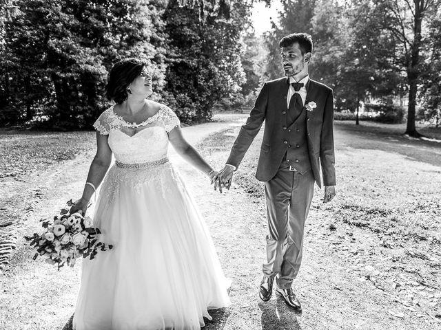 Il matrimonio di Fabio e Marika a Serra Riccò, Genova 19