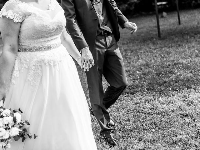 Il matrimonio di Fabio e Marika a Serra Riccò, Genova 20