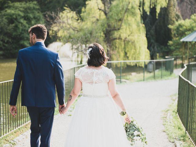 Il matrimonio di Fabio e Marika a Serra Riccò, Genova 21