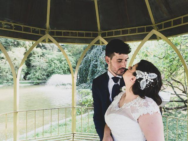 Il matrimonio di Fabio e Marika a Serra Riccò, Genova 22