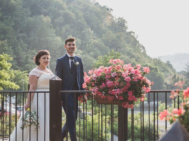 Il matrimonio di Fabio e Marika a Serra Riccò, Genova 23