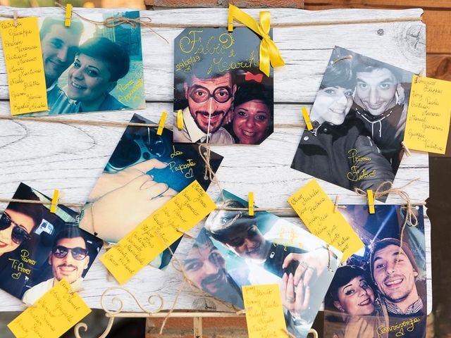 Il matrimonio di Fabio e Marika a Serra Riccò, Genova 24