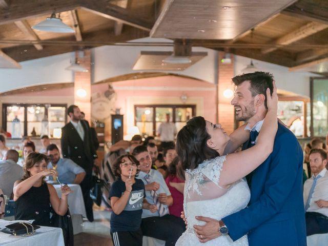 Il matrimonio di Fabio e Marika a Serra Riccò, Genova 26