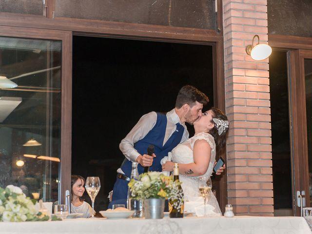 Il matrimonio di Fabio e Marika a Serra Riccò, Genova 27