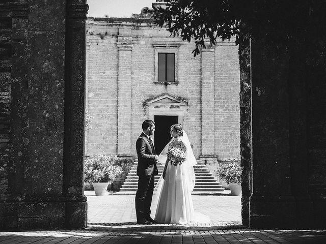Il matrimonio di Claudia e Michele a Sirolo, Ancona 16