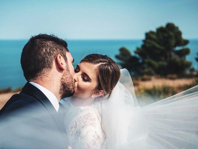 Il matrimonio di Claudia e Michele a Sirolo, Ancona 1