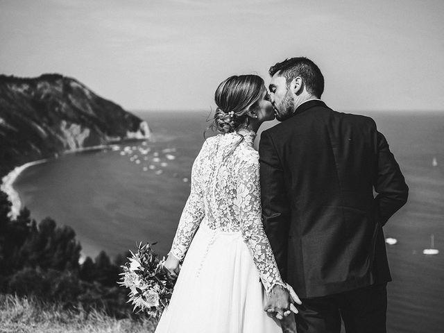 Il matrimonio di Claudia e Michele a Sirolo, Ancona 20