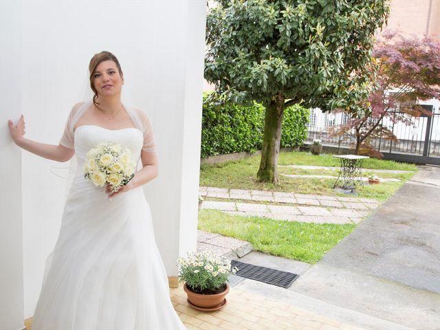 Il matrimonio di Manuel e Elisa a Bovisio-Masciago, Monza e Brianza 6