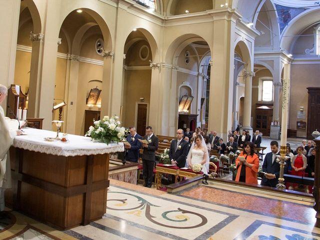 Il matrimonio di Manuel e Elisa a Bovisio-Masciago, Monza e Brianza 9