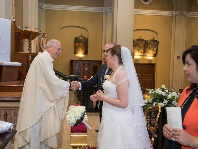 Il matrimonio di Manuel e Elisa a Bovisio-Masciago, Monza e Brianza 13