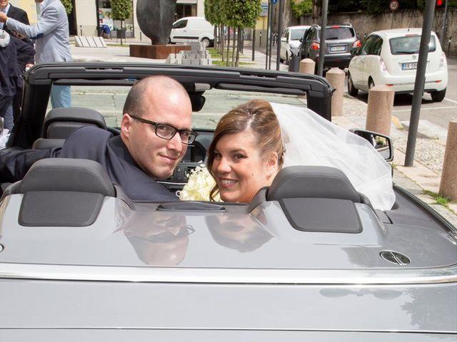 Il matrimonio di Manuel e Elisa a Bovisio-Masciago, Monza e Brianza 15