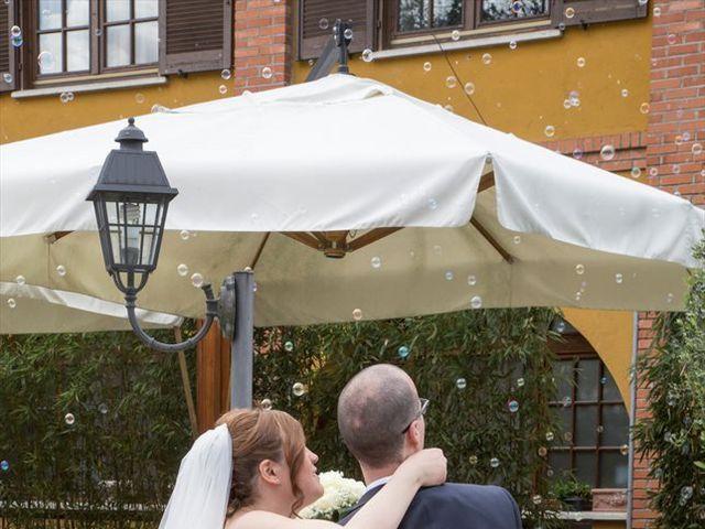 Il matrimonio di Manuel e Elisa a Bovisio-Masciago, Monza e Brianza 17