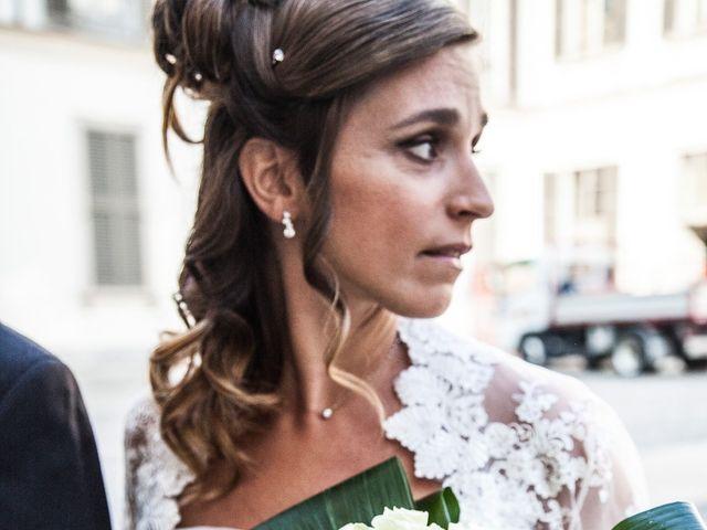 Il matrimonio di Fabrizio e Cherubina a Milano, Milano 9