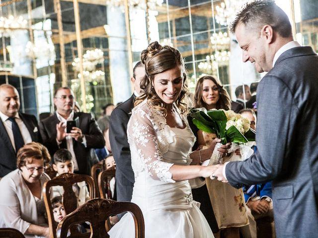 Il matrimonio di Fabrizio e Cherubina a Milano, Milano 11