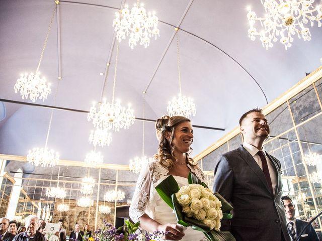 Il matrimonio di Fabrizio e Cherubina a Milano, Milano 12