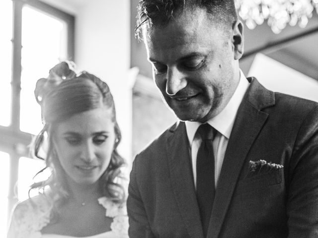 Il matrimonio di Fabrizio e Cherubina a Milano, Milano 13