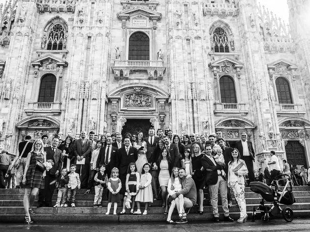 Il matrimonio di Fabrizio e Cherubina a Milano, Milano 15