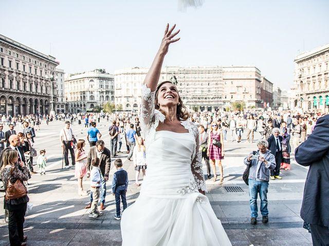 Il matrimonio di Fabrizio e Cherubina a Milano, Milano 17
