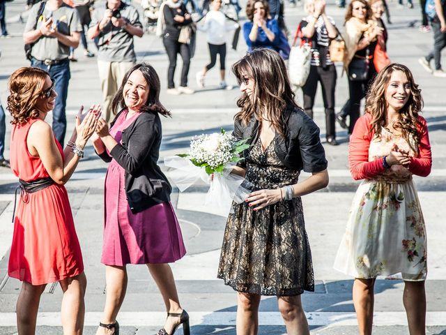 Il matrimonio di Fabrizio e Cherubina a Milano, Milano 18