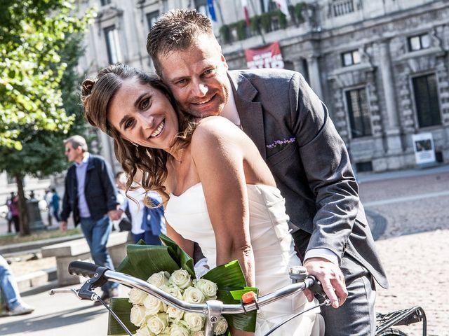 Il matrimonio di Fabrizio e Cherubina a Milano, Milano 20