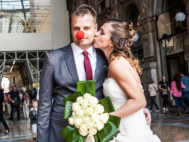 Il matrimonio di Fabrizio e Cherubina a Milano, Milano 21