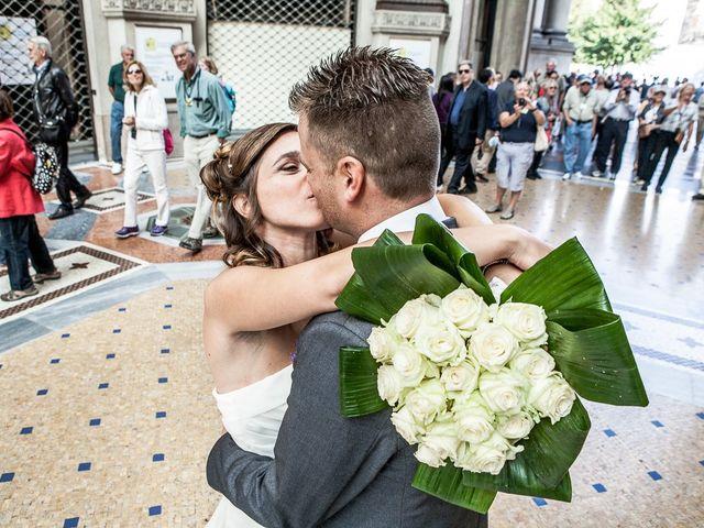 Il matrimonio di Fabrizio e Cherubina a Milano, Milano 22