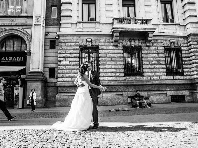 Il matrimonio di Fabrizio e Cherubina a Milano, Milano 23