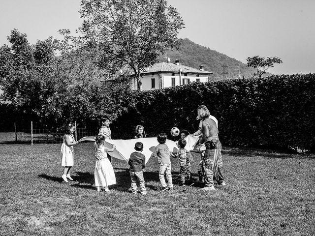 Il matrimonio di Fabrizio e Cherubina a Milano, Milano 28
