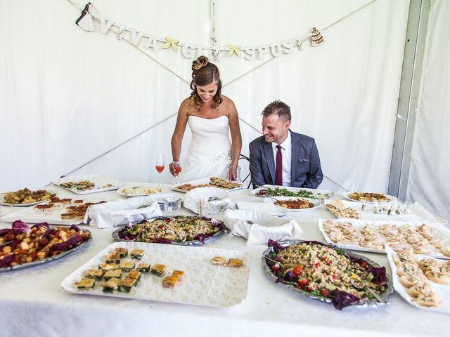 Il matrimonio di Fabrizio e Cherubina a Milano, Milano 30