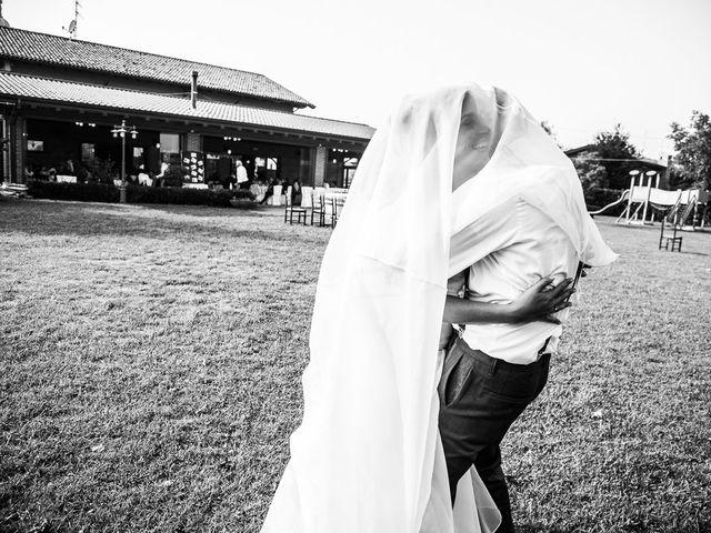Il matrimonio di Fabrizio e Cherubina a Milano, Milano 38