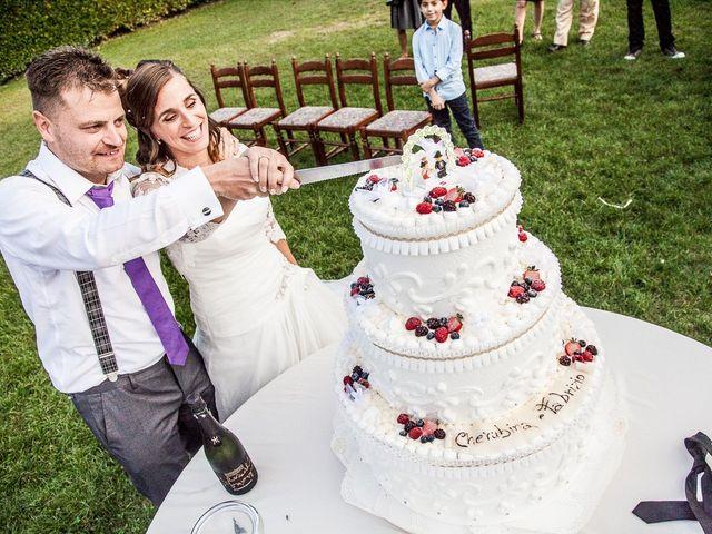 Il matrimonio di Fabrizio e Cherubina a Milano, Milano 49