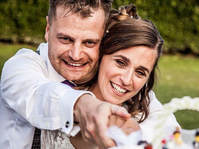 Il matrimonio di Fabrizio e Cherubina a Milano, Milano 50