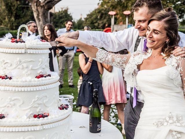 Il matrimonio di Fabrizio e Cherubina a Milano, Milano 52