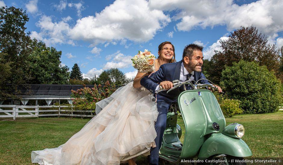 Il matrimonio di Giacomo e Roberta a Castelletto sopra Ticino, Novara