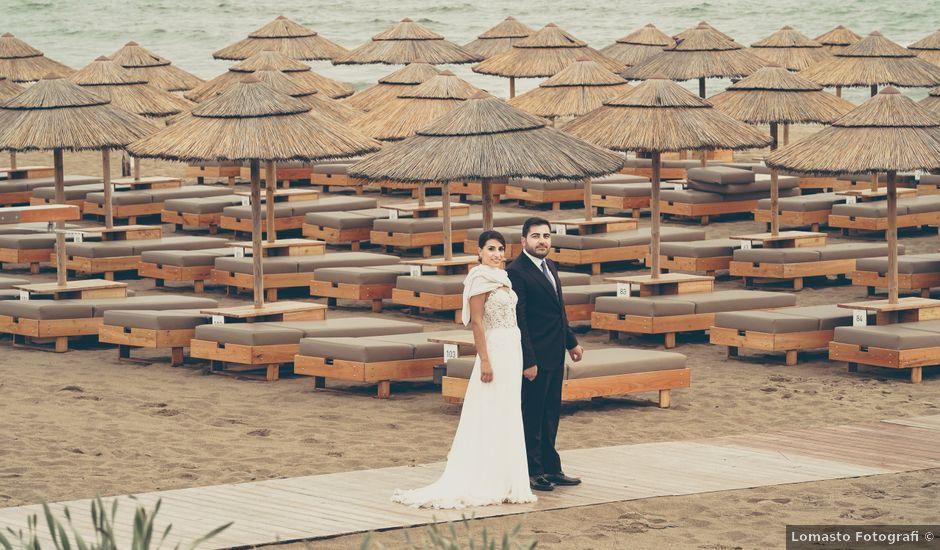 Il matrimonio di Luigi Antonio e Mariangela a Napoli, Napoli