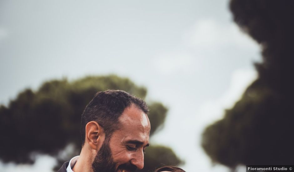 Il matrimonio di Simone e Miriam a Roma, Roma