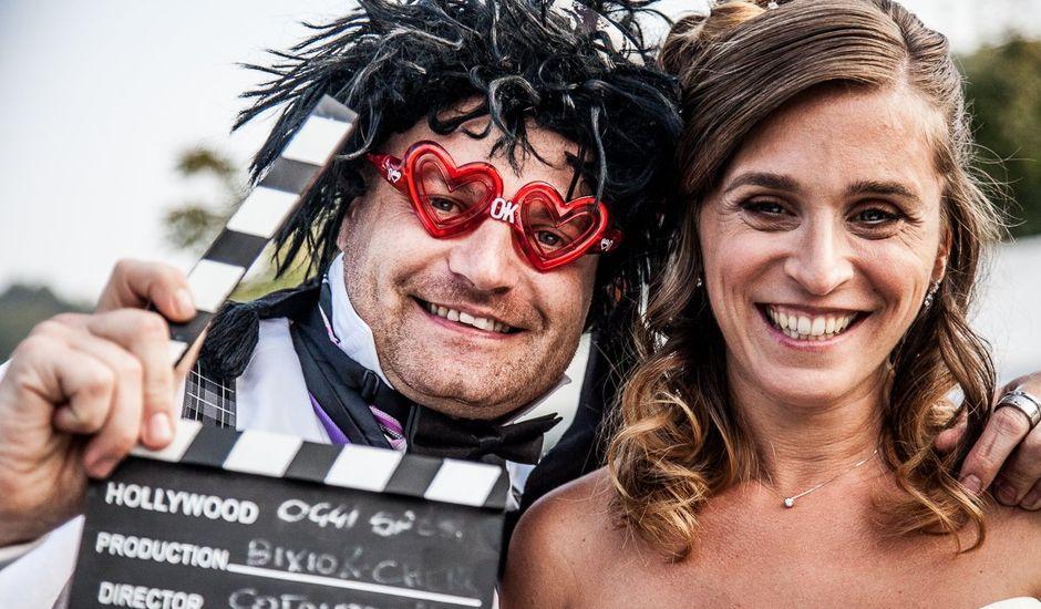 Il matrimonio di Fabrizio e Cherubina a Milano, Milano