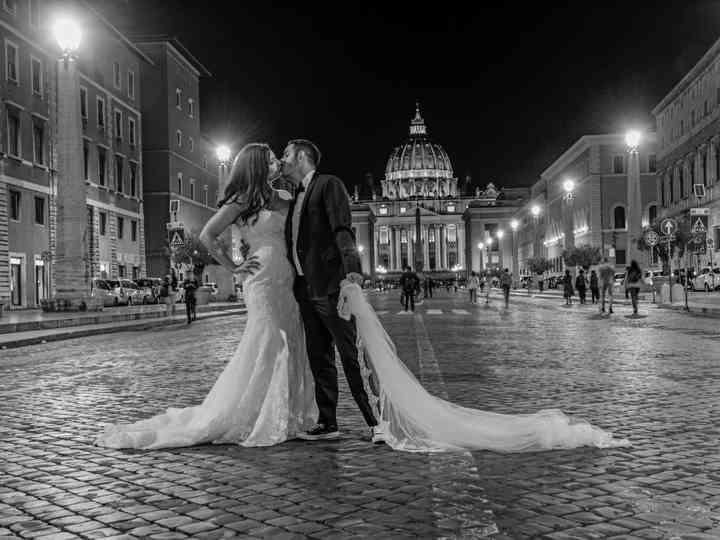 Le nozze di Lia e Francesco