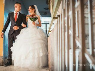 Le nozze di Sonia e Daniele