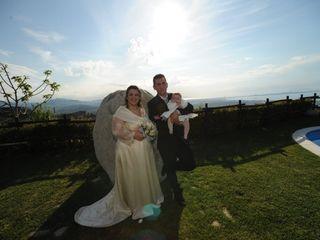 Le nozze di Mariagrazia e Antonio