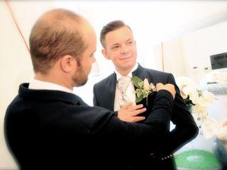 le nozze di Vania e Lavdim 1