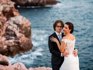 Le nozze di Sabrina e Fabrizio