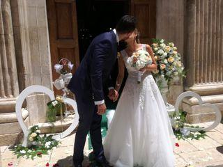 Le nozze di Valeria e Gaetano