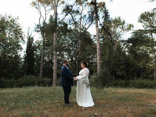 Le nozze di Diana e Andrea