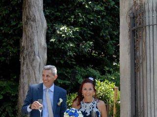 Le nozze di Cristina  e Gianpaolo  1