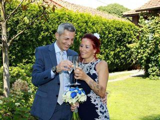 Le nozze di Cristina  e Gianpaolo