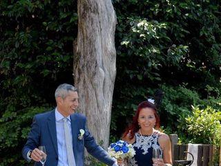 Le nozze di Cristina  e Gianpaolo  2
