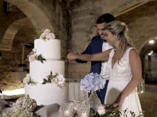 Le nozze di Maeva e Nicola 1