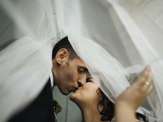 Le nozze di Raluca e Michele
